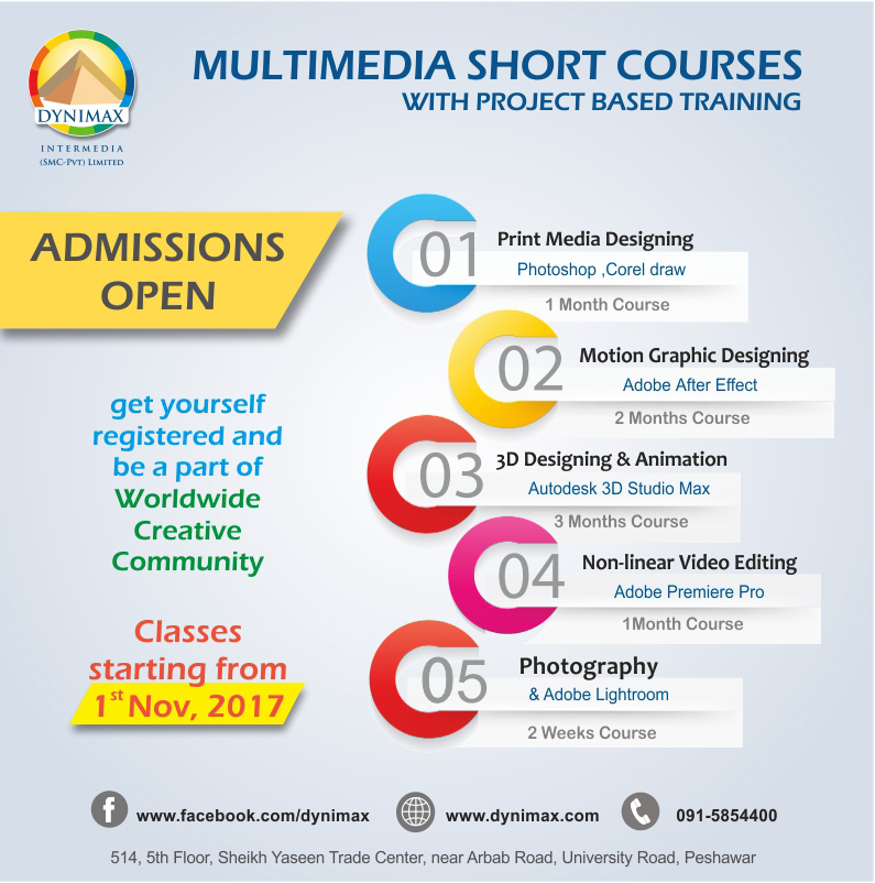 Introducing Professional Multimedia Training